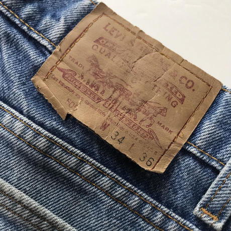 80年代 Levi's 505 w34 made in usa