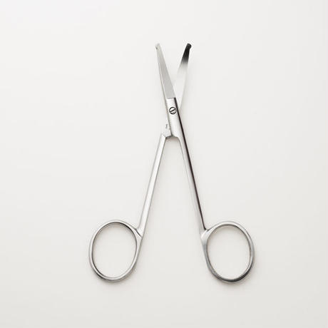 耳鼻科鼻毛剪刀(反) Otological Scissors for Nose Hair (Warped)