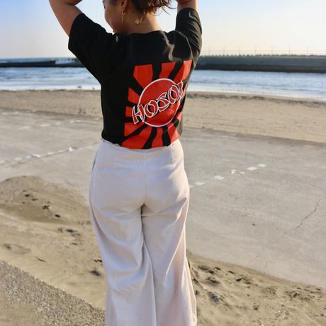 【HOSOI】ホソイ スケートブランド Tシャツ メンズ/レディース