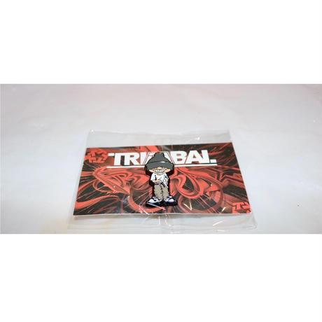 【TRIB AL】トライバル  ピンバッチ