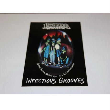 【INFECTIOUS GROOVES】インフェクシャス グルーヴス