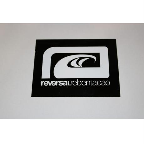 【REVERSAL】リバーサル  サーフィン ステッカー