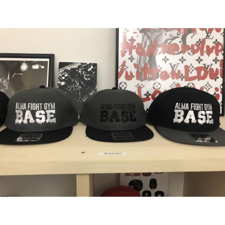 ALMA FIGHT GYM BASEドロドロ B.B.CAP