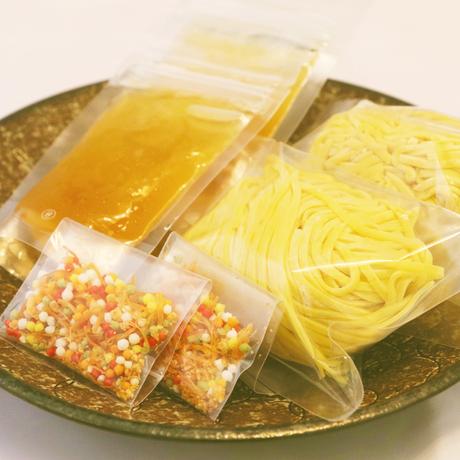 柚子麺のサッパリ混ぜそば (2食)