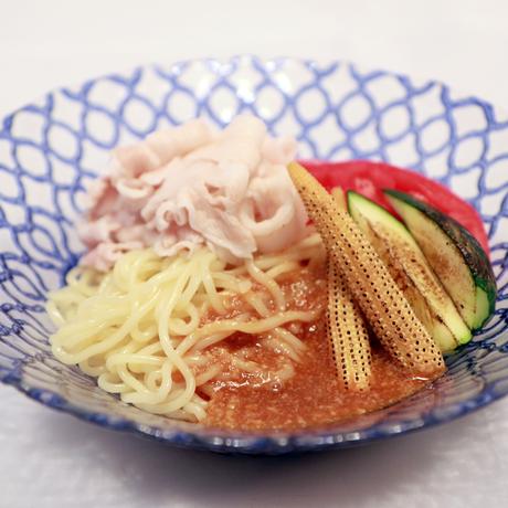 極上冷やし中華麺 (2食) ゴマだれ付き