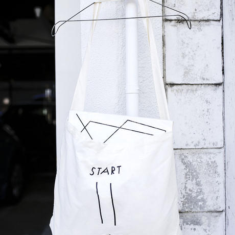HIMAA × LIVERARY Exclusive Shoulder Bag / START=GOAL