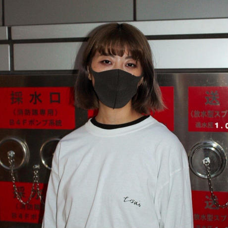 LIVERARY×大橋裕之NEW GIRL LONG SLEEVE Tshirts