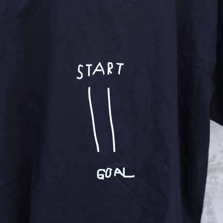 平山昌尚(HIMAA) × LIVERARY Exclusive Tee |START=GOAL
