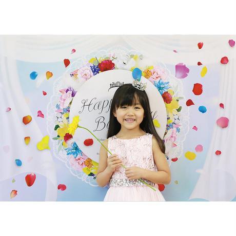 【スマートスタジオ】【A0】Flower∫WL-SMA-0101∫2