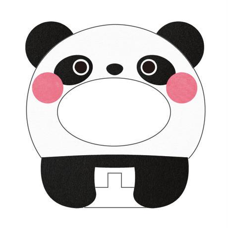 【楽しくやる気を育むシリーズ】ポイポイ動物 パンダ∫ST-OYA-0303∫2