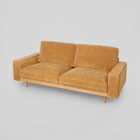 Clubhouse Sofa 3P