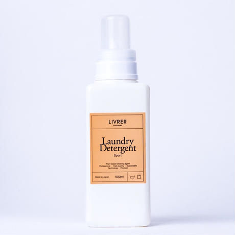 600ml】洗濯用洗剤 スポーツ専用/Landry Detergent ▶Sport <綿、麻、合成繊維用>