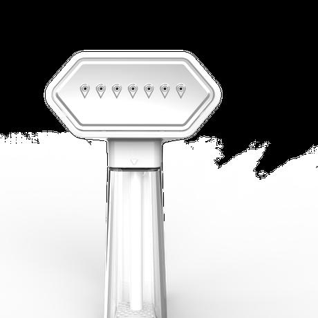 SteamOne 衣類スチーマー  S-Nomad <国内正規品> White / ホワイト