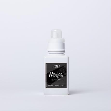 400ml】アウトドア ディタージェント/Outdoor Detergent<4589782810640>