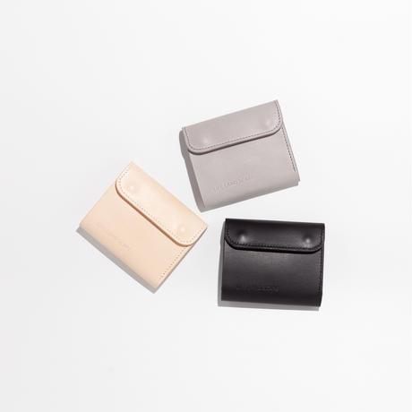 """Half wallet """"beige""""(50%off)"""