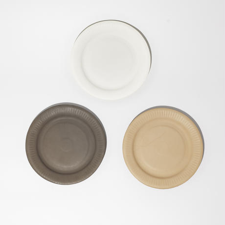 """BBQ PLATE""""white""""(50%off)"""