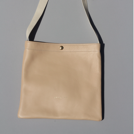 "CYCLING BAG  ""beige""(50%off)"
