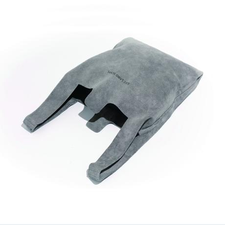 "ECO BAG (M) ""gray"""