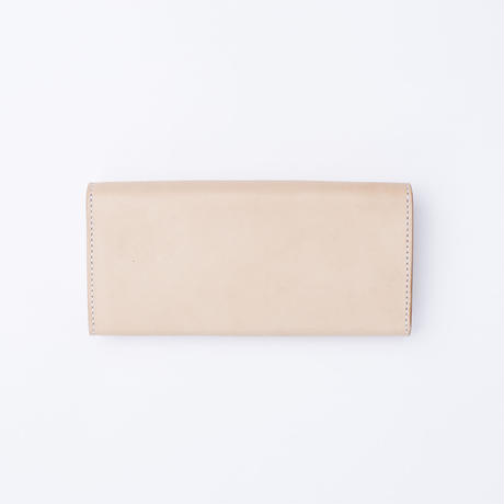 "Long wallet ""natural"""