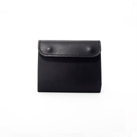 """Half wallet """"black"""""""