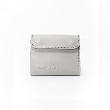 """Half wallet """"grey"""""""