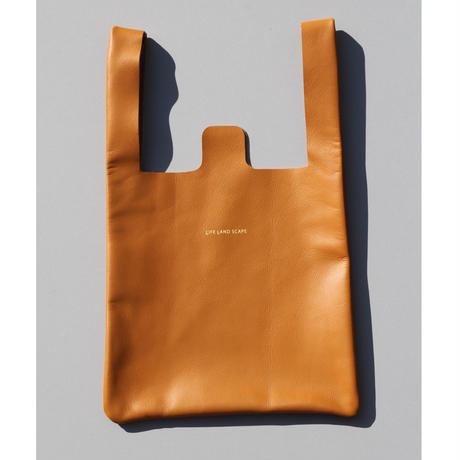 "ECO BAG L""camel"" (50%off)"