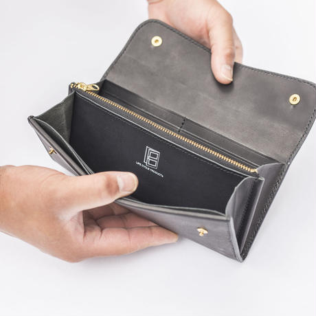 "Long wallet ""black"""