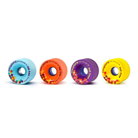 """THE COYOTE / All-Around /Paris Street129mm /65mm """"Fat Free""""【Complete】コヨーテ(LOADED157)"""