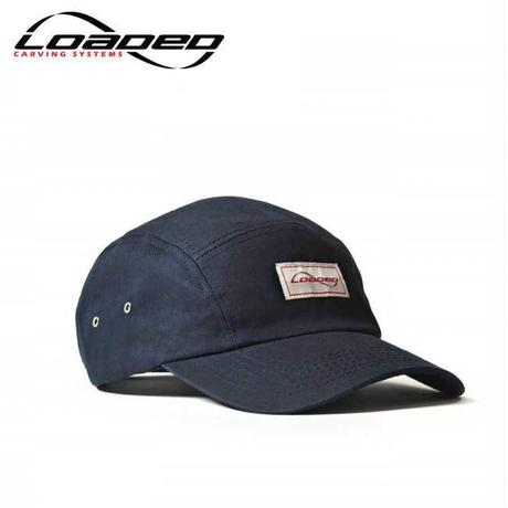 LOADED 5PANEL CAP  (NAVY)