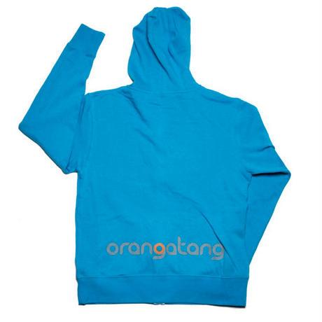 G SKETCH SWEATSHIRT[Turquoise](ORANGATANG025)