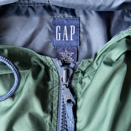 OLD GAP Nylon Pullover