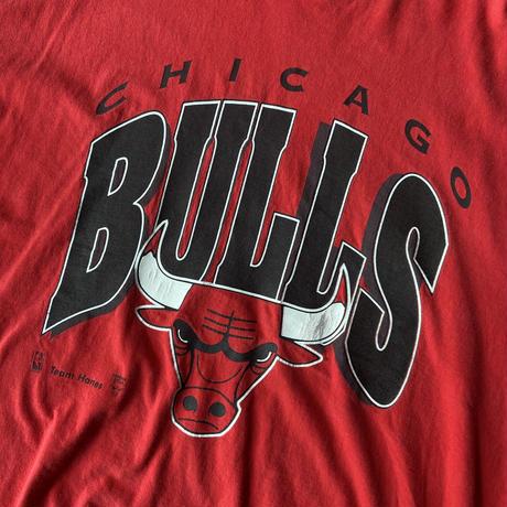 1990s Hanes CHICAGO BULLS Printed Tee
