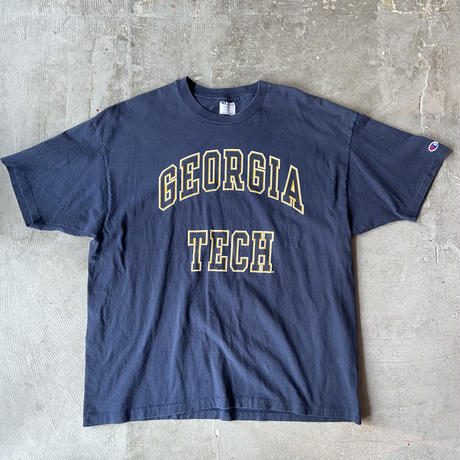 90s Champion Geogia Tech Tee