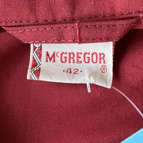 1970s McGREGOR Drizzler Jacket