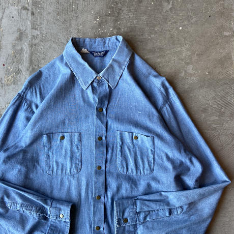 80s DEE CEE  Chambray Shirts