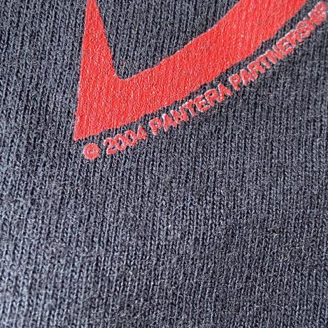 2004s Hanes PANTERA Printed Tee