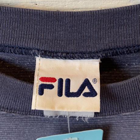 90s-00s FILA Border Tee