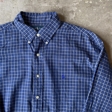 Polo Ralph Lauren Cotton Checks Shirts