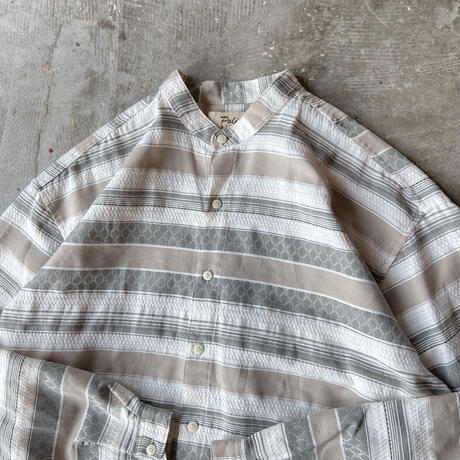 UNKNOWN Stripes Shirts