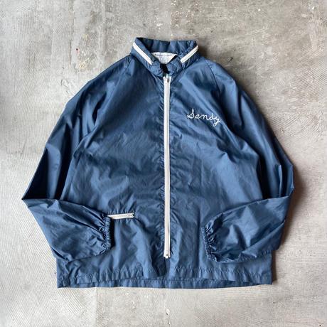 1970s-80s HOLLYWOOD DESIGN Nylon Jacket