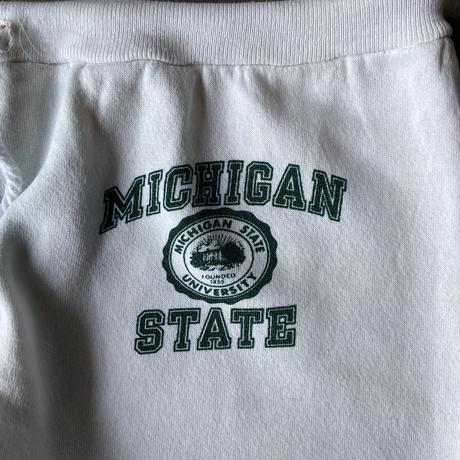 """1970s Champion Sweat Pants """"MICHIGAN STATE Univ"""""""