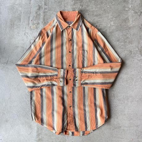 UNKNOWN Stripes Cotton Shirts