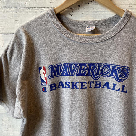 80s Champion ハチハチワンツー 88/12 Dallas Marvericks Tee