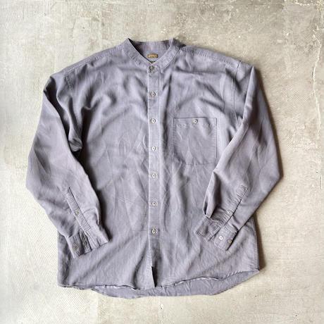 PERRINI Rayon Stand Coller Shirts