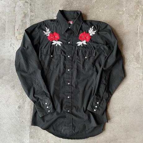 1970s-80s CHUTE #1 Western Shirts