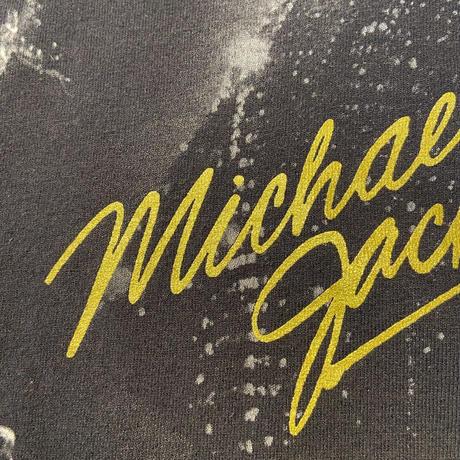 00s Michael Jackson Glitter Printed Tee