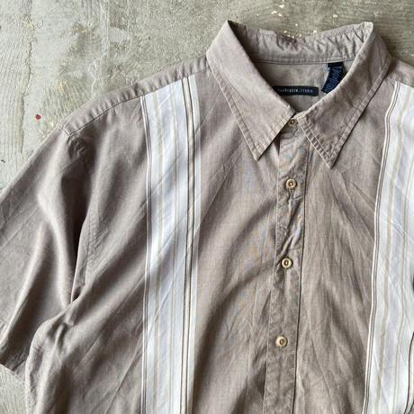 VAN HEUSEN STUDIO Bicolor Rayon Shirts