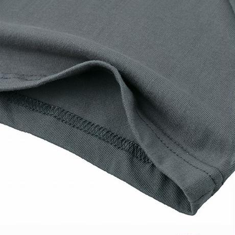 ユニセックス 半袖 Tシャツ メンズ レディース ロゴ 英字 GAME TIME ダイナソー プリント オーバーサイズ 大きいサイズ ルーズ ストリート TBN-610412340050