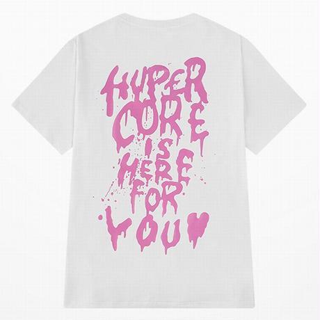 ユニセックス Tシャツ 半袖 メンズ レディース うさぎ ラビット ゾンビ プリント オーバーサイズ 大きいサイズ ルーズ ストリート TBN-624977283471
