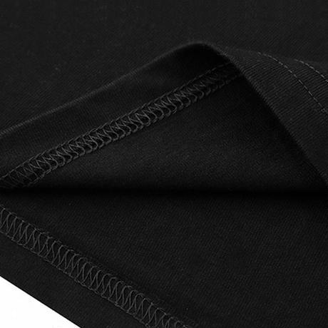 ユニセックス 半袖 Tシャツ メンズ レディース 英字 クマちゃん プリント オーバーサイズ 大きいサイズ ルーズ ストリート TBN-610265489035